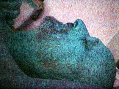 steve, asleep (foto by Lady)