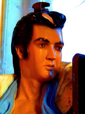 dead elvis by smith