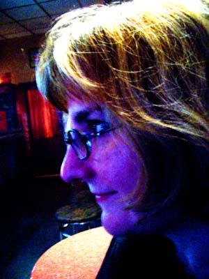 foto of lady k by smith