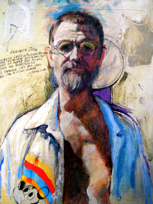 painting of smith by ken motz