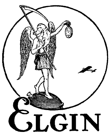 Elgin Watch Father Time