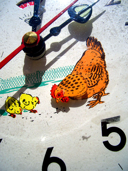 chickenclock
