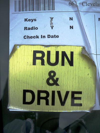 run&drive
