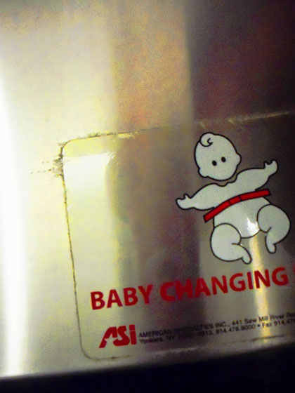 babychanging